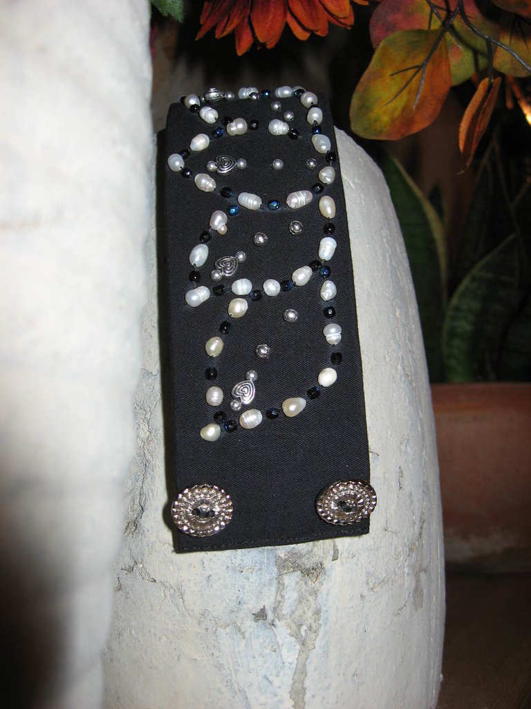 bracciale in tessuto