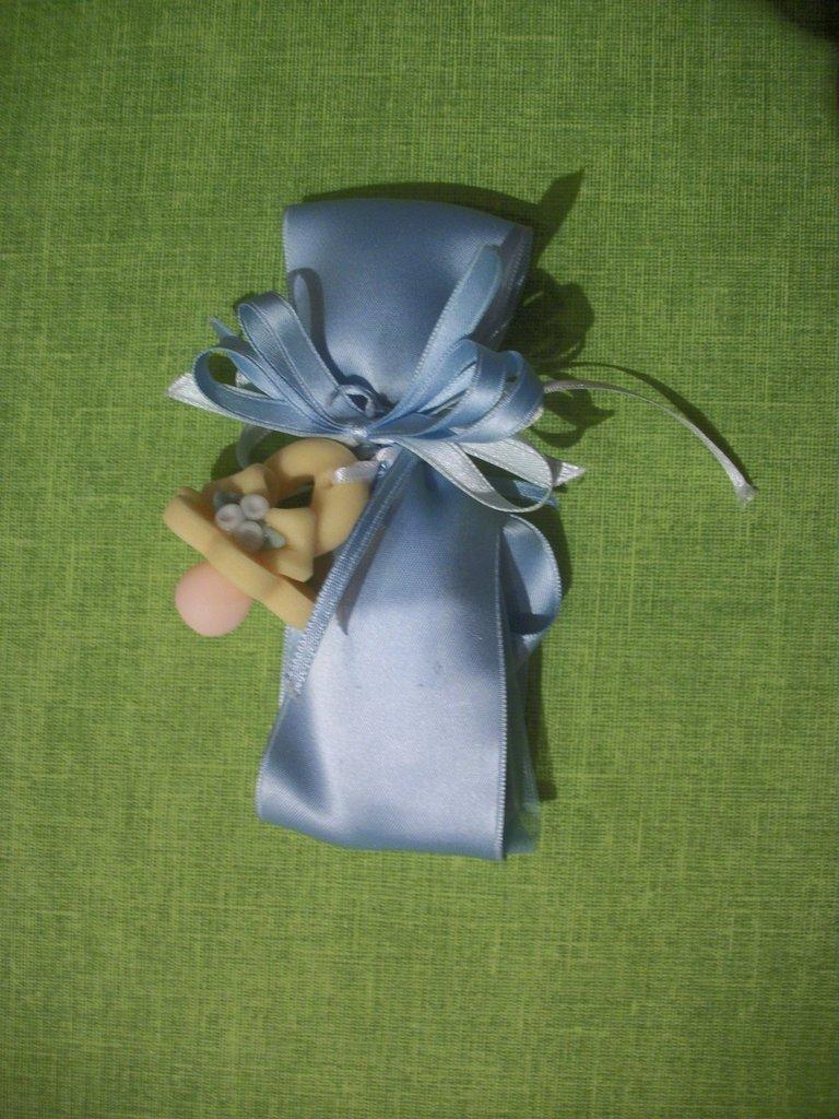 Bombon Bomboniere da applicare al sacchetto con i confetti