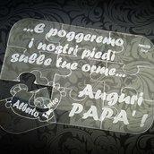 puzzle - SULLE ORME DI PAPA' 1
