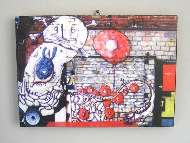 """Quadro """"murales"""""""