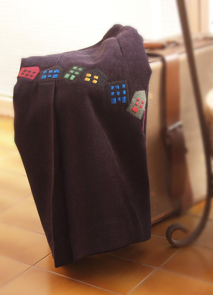 falda caminito de casas
