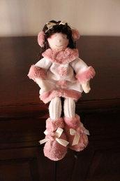 Jasmine, la bambolina d'inverno