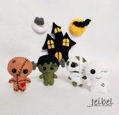 Halloween casa, ornamento, decorazione, festa, black, streghe