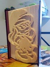 Libro scultura puffetta