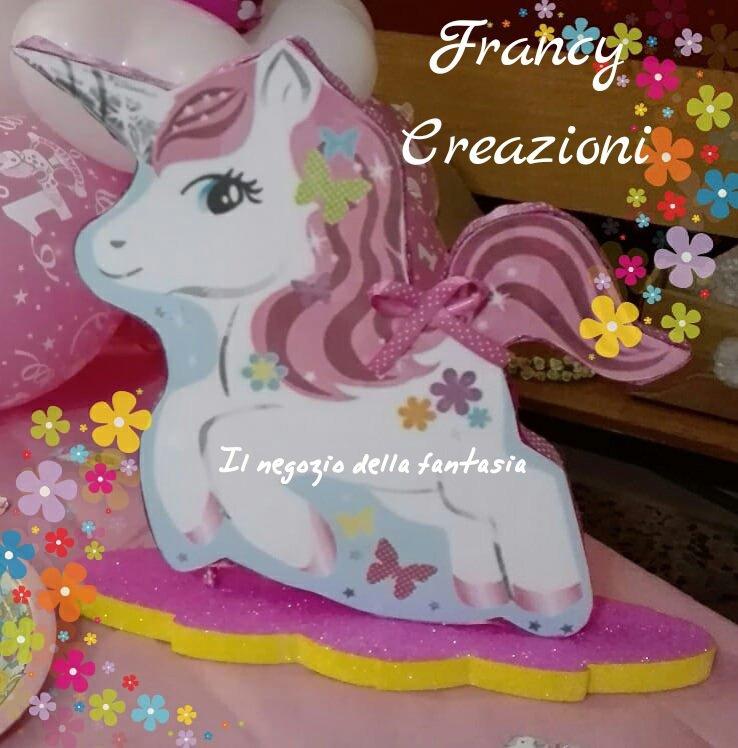 Matrimonio Tema Unicorno : Das kostümland scrigno rosa con unicorno per principesse piccole e