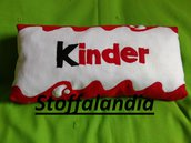 KINDER BARRETTA CUSCINO IDEA REGALO