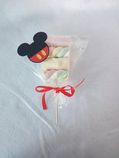 Spiedino Marshmallow topolino
