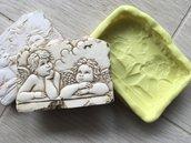 Stampo Puttini effetto pietra.