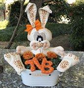Ditelo con un coniglio - Coniglio in vaso TVB