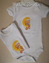 Body neonato personalizzato