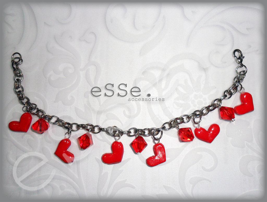 Bracciale RED HEART