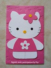 Invito Hello Kitty