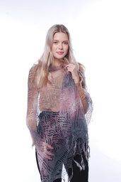 stola lana, velo di lana, scialle sottile, scialle, scielle di lana, scialle caldo, aggiornato, mantellina, lana di capra, un regalo per lei