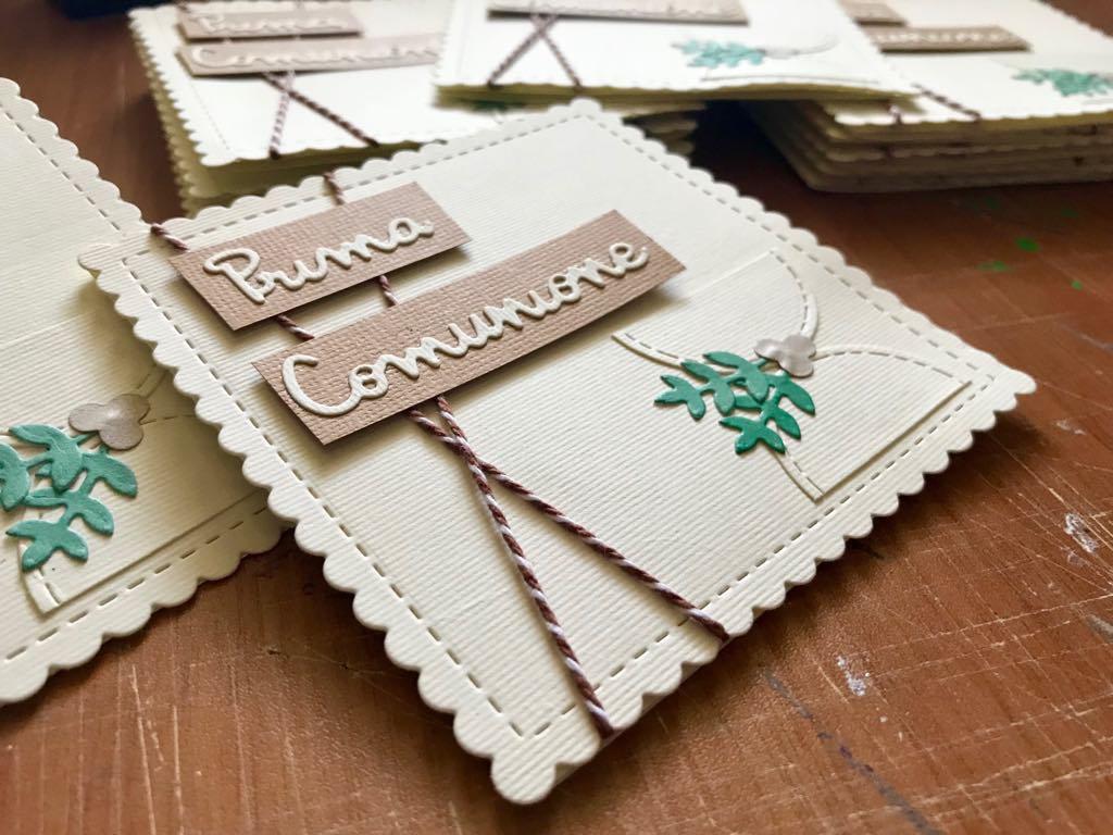 Card per Comunione