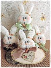 Conigliette porta tovaglioli