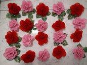 Rose di perline fiori di perline