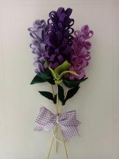 Mazzetto fiori di lavanda