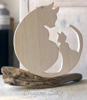 Creazione in legno massello