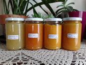 Marmellata extra di frutta bio