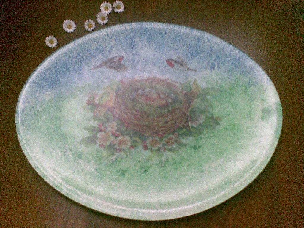 piatto vetro
