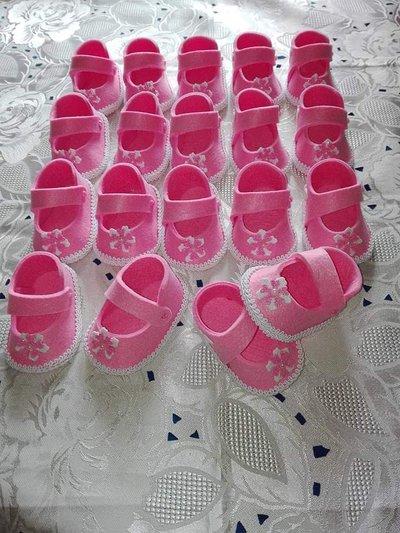 Bomboniere Scarpette Battesimo/Nascita