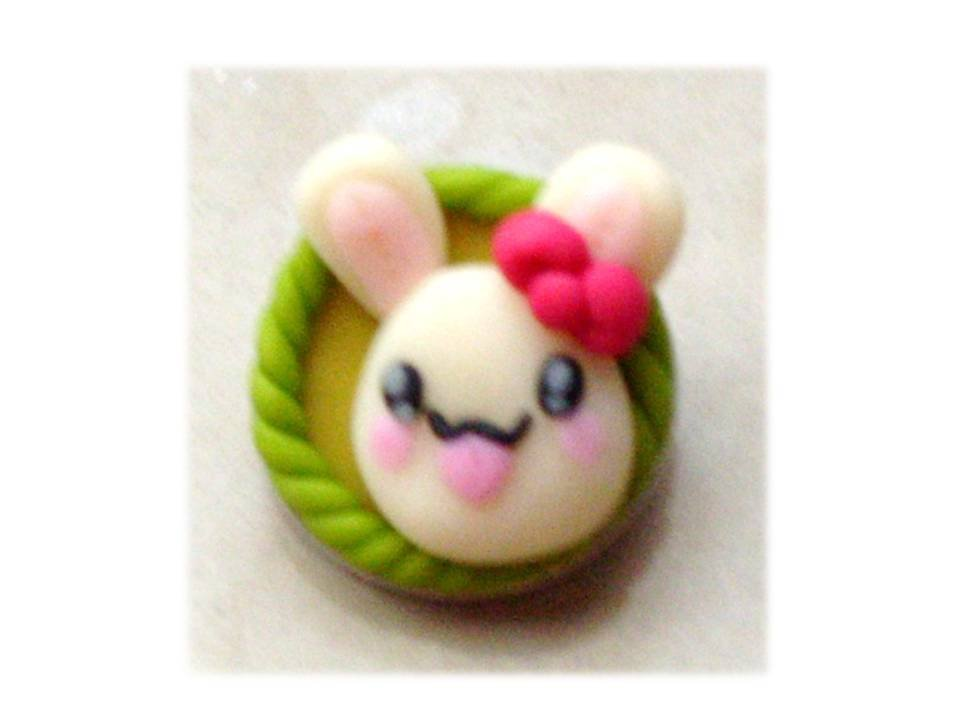 Spilla bunny