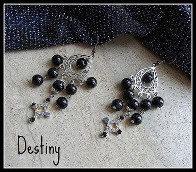 Orecchini ''Destiny''
