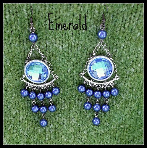 Orecchini ''Emerald''