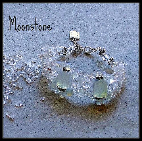 Bracciale ''Moonstone''
