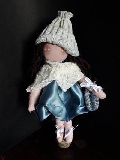 Cartamodello bambola Patricia