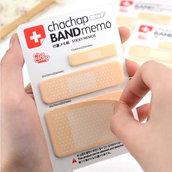 Sticky note adesivi in carta - Cerotti/BandMemo