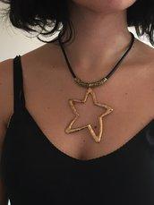 Collana con stella