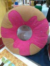 Cuscini a forma di biscotto