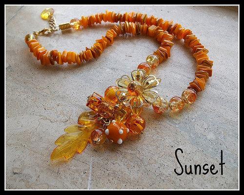 Collana ''Sunset''