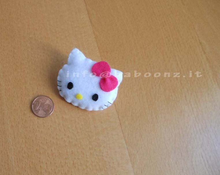 Spilla Hello Kitty