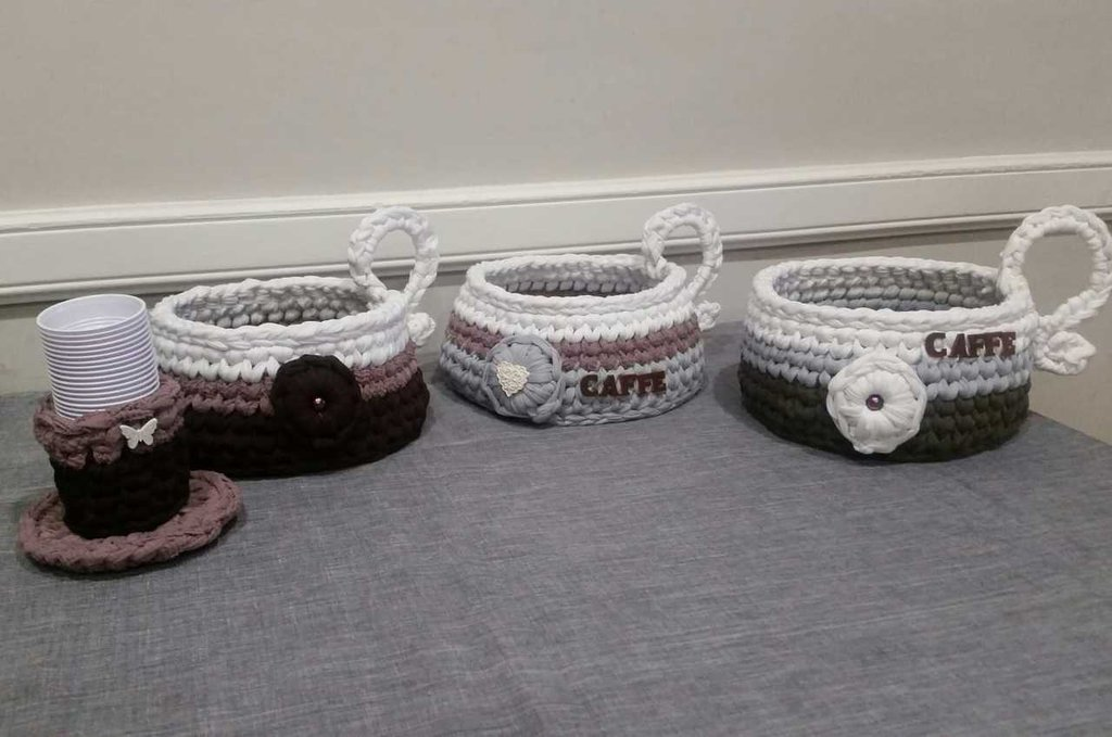 contenitori per cialde varie misure vari colori