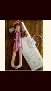 Segnalibro Bambola personalizzato