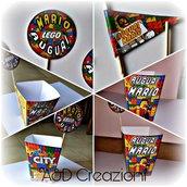 lego contenitori compleanno