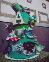 La torta di pannolini di Alice
