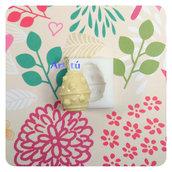 Stampo per alimenti uovo di Pasqua decorato, per cioccolato, pasta di zucchero, caramelle ecc