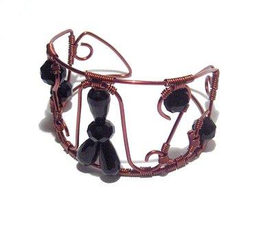 bracciale rigido wire