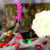 Bracciale cascata di perle