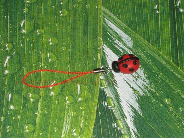 Phonestrap coccinella