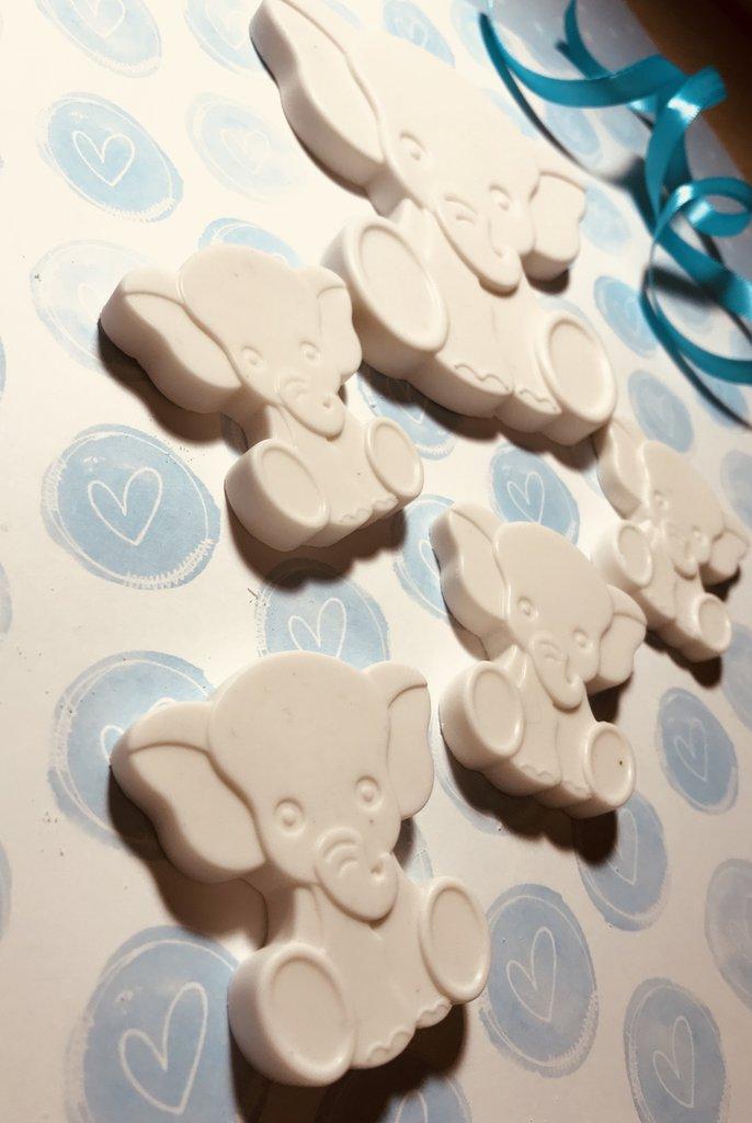 Gessetti ceramici elefantini