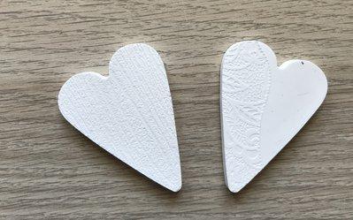Gessetti ceramici cuore