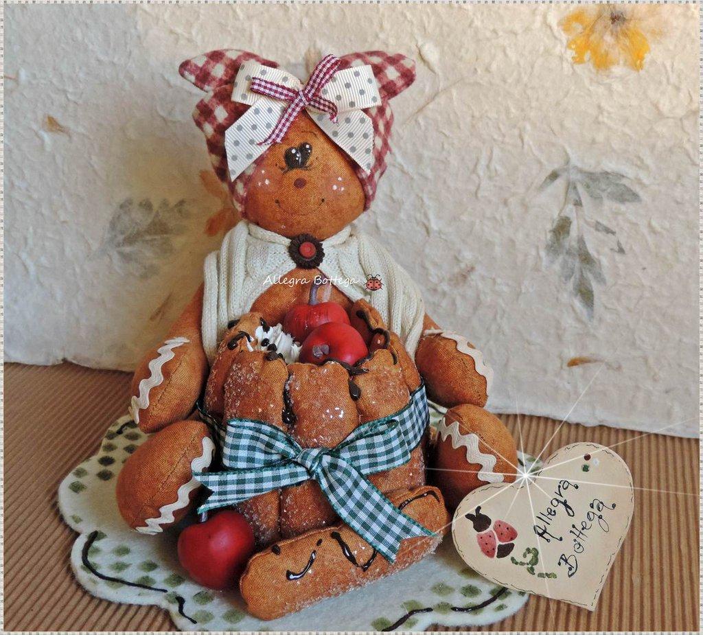 Ginger tutta dolcezza