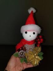 Piccolo Pupazzetto natalizio