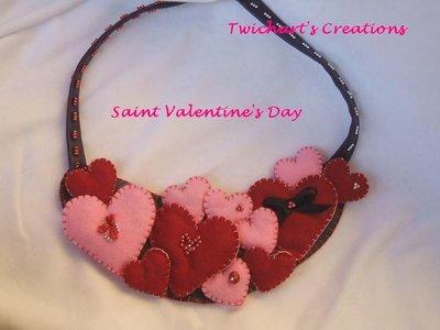Saint Valentine's Necklace