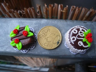 calamite da frigo: mini torte