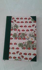 Quadernone alto liscio per appunti